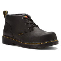 Black and Yellow Dr. Martens Izzi Safety Boots