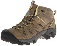 KEEN Voyageur Mid Waterproof Hiking Boots
