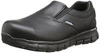 Skechers for Work Women's Sure Track Vonn Slip Resistant Slip-On