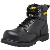 "Caterpillar Second Shift 6"" Boots"