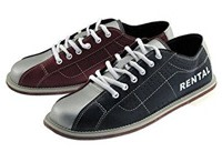 Classic Rental Men's Bowling Shoes