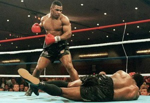 Mike Tyson Vs. Trevor Berbick