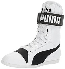 PUMA Women's Eskiva New High Top Boxing Shoes