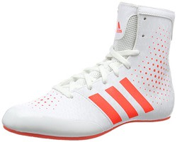 White adidas KO Legend 16.2 Men's Boxing Boots