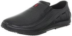 MOZO Men's Sharkz Slip Resistant Work Shoes