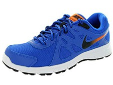 Blue Nike Revolution 2 Sneakers