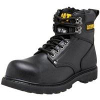 """Caterpillar Second Shift 6"""" Boots"""