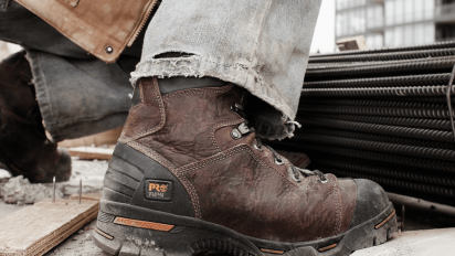 The Best Steel Toe Boots & Safety Shoes