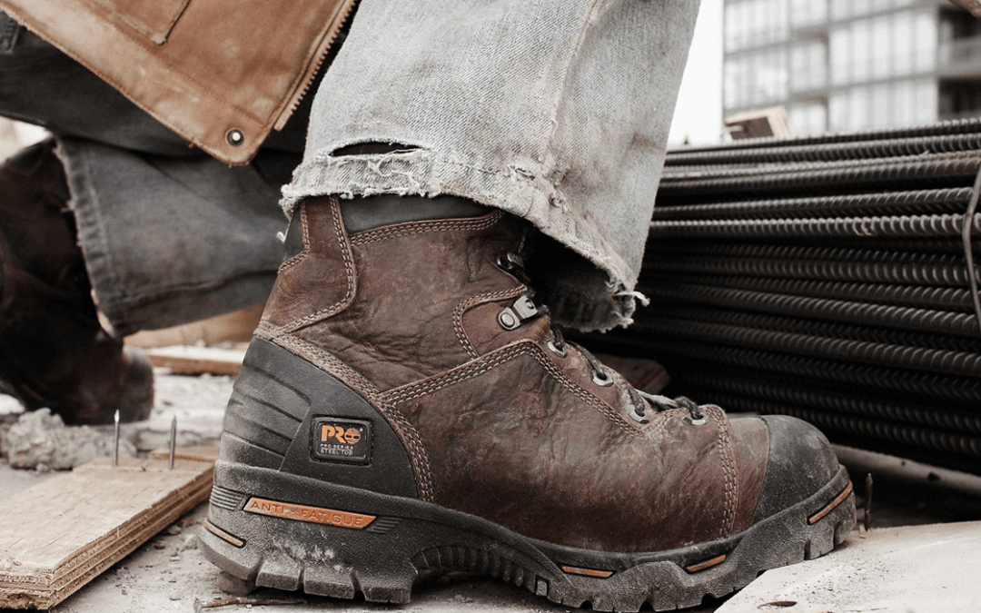 The Best Steel Toe Boots & Safety Shoes In 2017