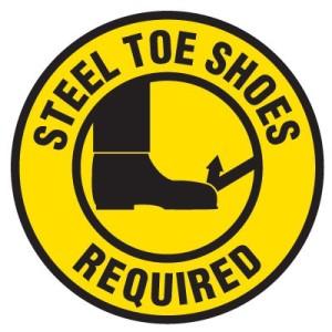 steel toe shoes e
