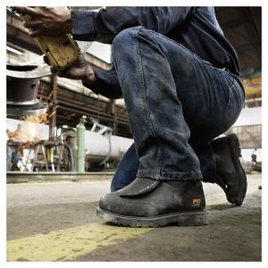 timberland steel toe boots e