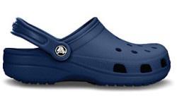 Blue Nursing Crocs