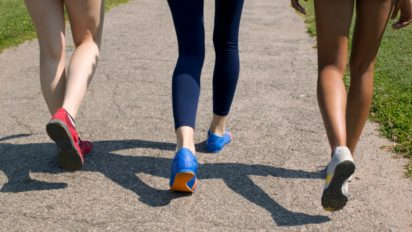 The Best Shoes For Walking Outdoors