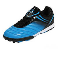Tiebao Boys Speed Patent Leather Indoor Football Shoes