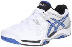 ASICS Mens GEL Resolution  Tennis Shoe