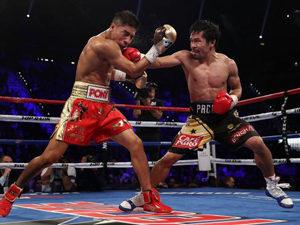 Manny Pacquiao vs Jessie Vargas