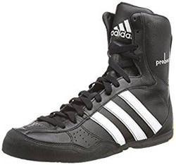 adidas Pro Bout Boxing Boot