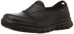 Skechers for Work Womens Sure Track Slip Resistant Shoes