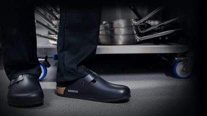 The Best Shoes For Chefs