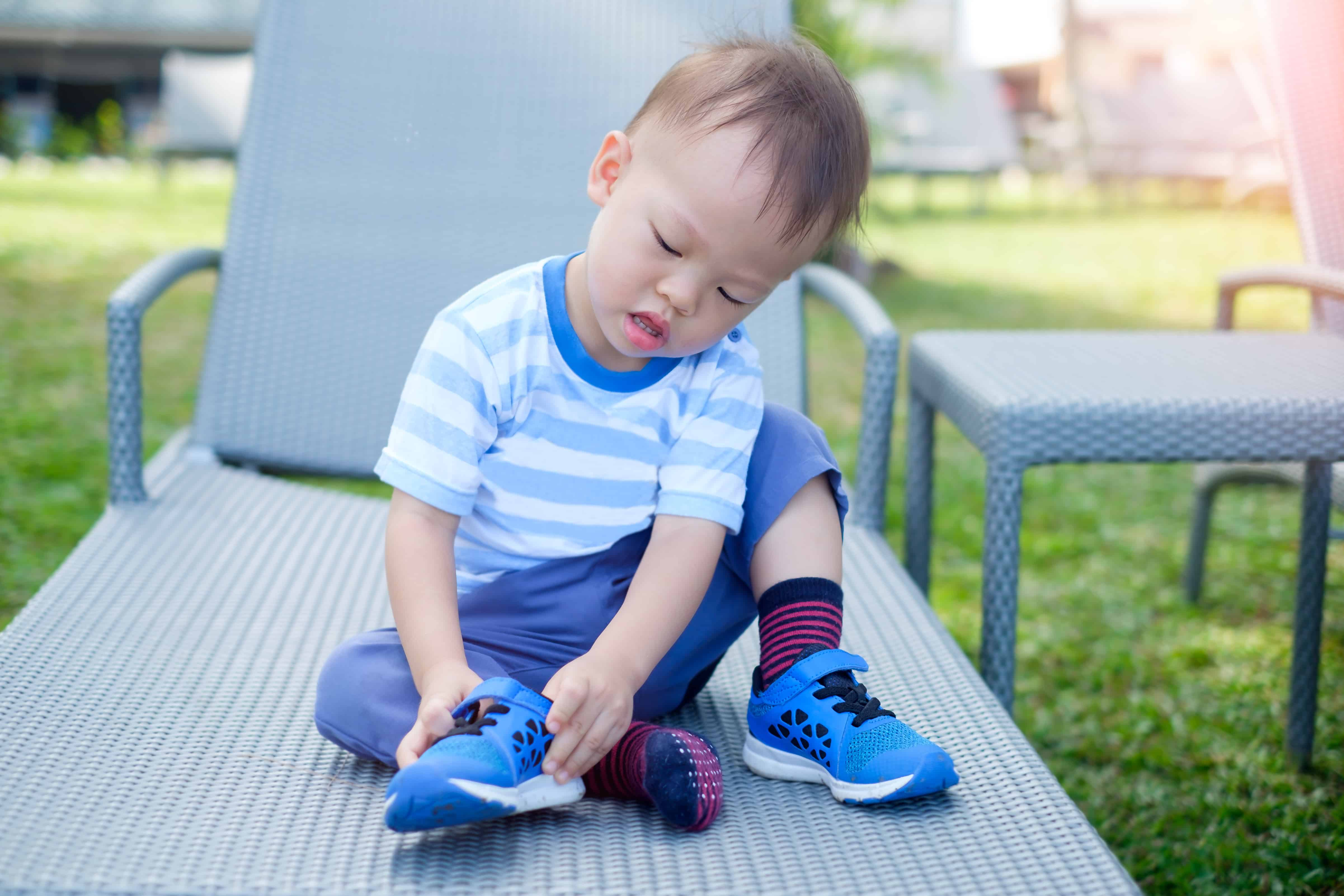 10 Top Tips for Picking Custom Toddler Shoes for Special Needs